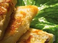 Рецепта Омлет с хамсия и кашкавал в тава по португалски на фурна